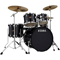 Tama Imperialstar 5-Piece Drum Kit with Cymbals (IP52KCHBK)