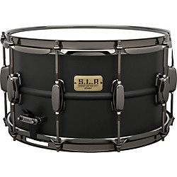 Tama S.L.P. Big Black Steel Snare Drum (LST148)