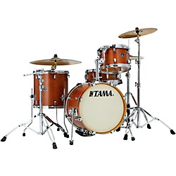 Tama Silverstar Lacquer 4-Piece Jazz Shell Pack (VL48SABB-KIT)