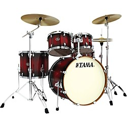 Tama Silverstar Lacquer 5-Piece Accel-Driver Shell Pack (VL52KSTRB)