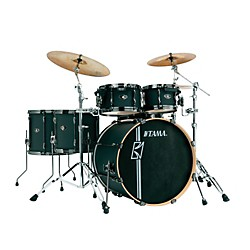 Tama Superstar SL Custom Hyper-Drive 6-Piece Shell Pack (SL62HZBNSFBK Kit)