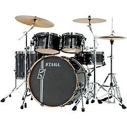 Tama Superstar SL Custom Hyper-Drive 6-Piece Shell Pack (SL62HZBNSTBF Kit)