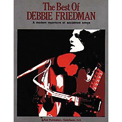 Tara Publications Best Of Debbie Friedman Book (330642)