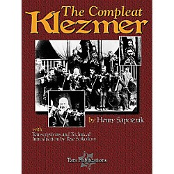 Tara Publications Compleat Klezmer Piano, Vocal, Guitar Songbook (330387)
