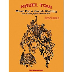 Tara Publications Mazel Tov! Music For A Jewish Wedding (330359)