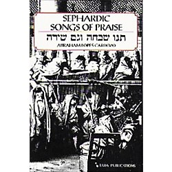 Tara Publications Sephardic Songs Of Praise Book (330696)
