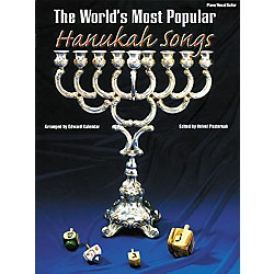 Tara Publications The World's Most Popular Hanukah Songs Piano, Vocal, Guitar Songbook (330726)