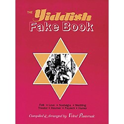 Tara Publications The Yiddish (Fake Book) (331053)