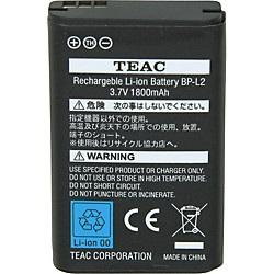 Tascam BP-L2 Battery Pack For DR-1 Digital Recorder (BP-L2)