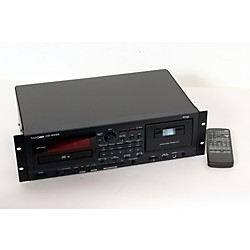 Tascam CD-A550 CD Player/Cassette Recorder (USED005001 CDA550)
