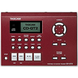 Tascam CD-GT2 Portable CD Guitar Trainer (CD-GT2)
