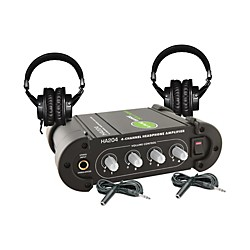 Tascam TH-200X Headphone Amp Package (TH200X LWAmp Package)