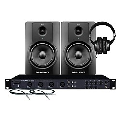 Tascam US-1200 BX8 Package (US1200 BX8 Package)