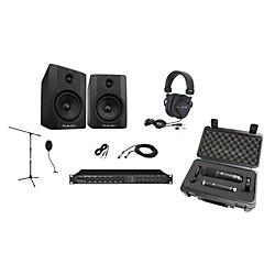 Tascam US-1800 Complete Desktop Recording Bundle (US1800pkg2)