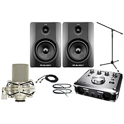 Tascam US-322 MXL 990 Package (US-322 MXL 990 Package)