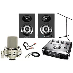 Tascam US-322 MXL Package (US-322 MXL Package)