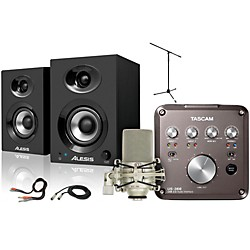 Tascam US-366 MXL Package (US-366 MXL Package)