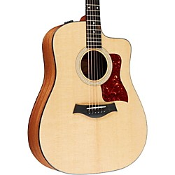Taylor 110ce Sapele/Spruce Dreadnought Acoustic-Electric Guitar (110CE-2012)