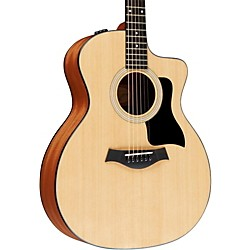 Taylor 114ce Sapele/Spruce Grand Auditorium Acoustic-Electric Guitar (114CE-2012)