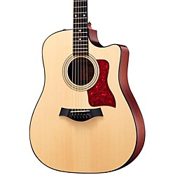 Taylor 310ce Sapele/Spruce Dreadnought Cutaway Acoustic-Electric Guitar (310CE-2012)