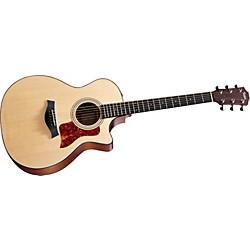 Taylor 314ce-L Sapele/Spruce Grand Auditorium Left-Handed Acoustic-Electric Guitar (314CE-L-2012)