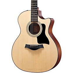 Taylor 314ce Sapele/Spruce Grand Auditorium Acoustic-Electric Guitar (314CE-2012)