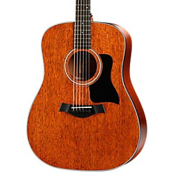 Taylor 320 Dreadnought Acoustic Guitar Sapele Back/Sides Mahogany Top (320)
