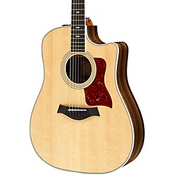 Taylor 410ce Ovangkol/Spruce Dreadnought Acoustic-Electric Guitar (410CE-2012)