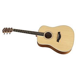 Taylor DN4e-L Ovangkol/Spruce Dreadnought Left-Handed Acoustic-Electric Guitar (DN4E-L-2012)