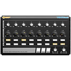 Tek'it Audio 8EQF 8-Band Semi-Parametric Equalizer Plug-in (1035-161)