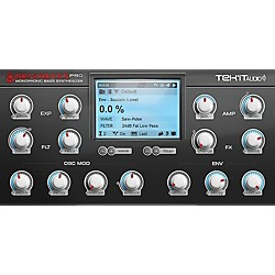 Tek'it Audio Genobazz Pro Monophonic Virtual Synthesizer Plug-in (1035-168)