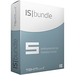 Tek'it Audio IS Bundle Software Download (1035-160)
