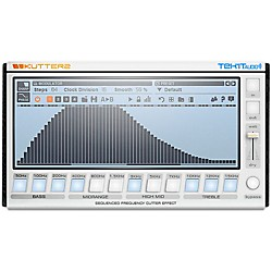 Tek'it Audio Kutter 2 Gate FX Plug-in Software Download (1035-165)