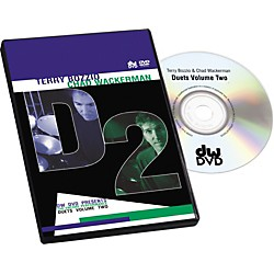 The Drum Channel Bozzio and Wackerman Duets #2 (DVD) (77-4DUETS2DVD)