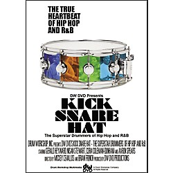 The Drum Channel Kick Snare Hat: The Superstars of Hip-Hop and R&B - 2-DVD Set (77-8DVDKKSH)