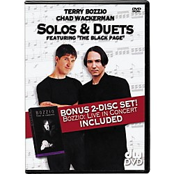 The Drum Channel Solos and Duets: Terry Bozzio and Chad Wackerman DVD (77-4DUETSDVD)