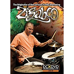 The Drum Channel Zigaboo Modeliste The Originator of New Orleans Funky Drumming DVD (93-DV10015401)