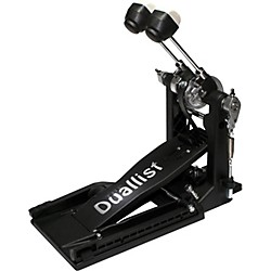 The Duallist Single-Foot Double Pedal (DUALLIST)
