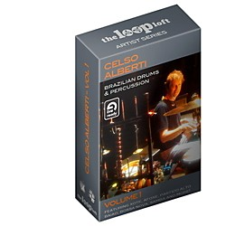The Loop Loft Ableton Live Pack - Brazilian Drums Software Download (1091-17)