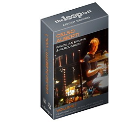 The Loop Loft Brazilian Drum and Percussion Loops Software Download (1091-5)