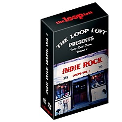 The Loop Loft Reason ReFill - Indie Rock Drums Vol 1 Software Download (1091-12)