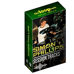 The Loop Loft Simon Phillips Session Drum Tracks Software Download (1091-18)