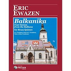 Theodore Presser Balkanika (Book + Sheet Music) (114-41525)