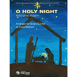 Theodore Presser O Holy Night (Book + Sheet Music) (144-40561)