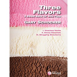 Theodore Presser Three Flavors (Book) (114-41546)