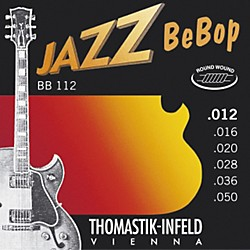 Thomastik BB112 Light Jazz BeBop Guitar Strings (BB112)