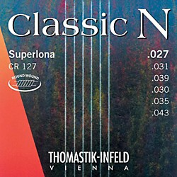 Thomastik CF127 N Series Nylon Guitar Strings - Normal Tension (CF127)