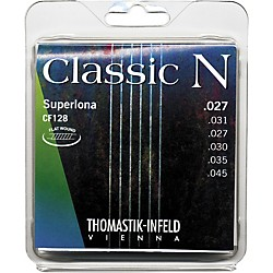 Thomastik CF128 N Series Nylon Strings - Light Tension (CF128)