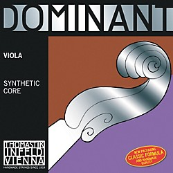 "Thomastik Dominant 15+"" Weich (Light)  Viola Strings (136W)"