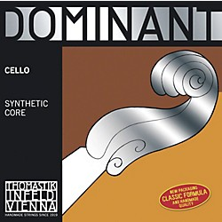 Thomastik Dominant 4/4 Size Light (Weich) Cello Strings (144W)